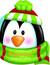 Pingwiny! Świąteczna parada PRACA ZBIOROWA - PRACA ZBIOROWA