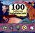 100 BAJECZEK KOŁYSANECZEK - OPRACOWANIE ZBIOROWE