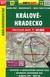 Kralove - Hradecko Mapa turystyczna / Kraj hradecki Mapa turystyczna PRACA ZBIOROWA - PRACA ZBIOROWA