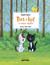 Pies i kot w leśnym zakątku - Elżbieta Pałasz