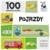 100 pierwszych słówek Pojazdy - brak